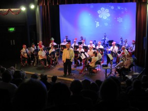 Annual Christmas in the Air Concert - 2014