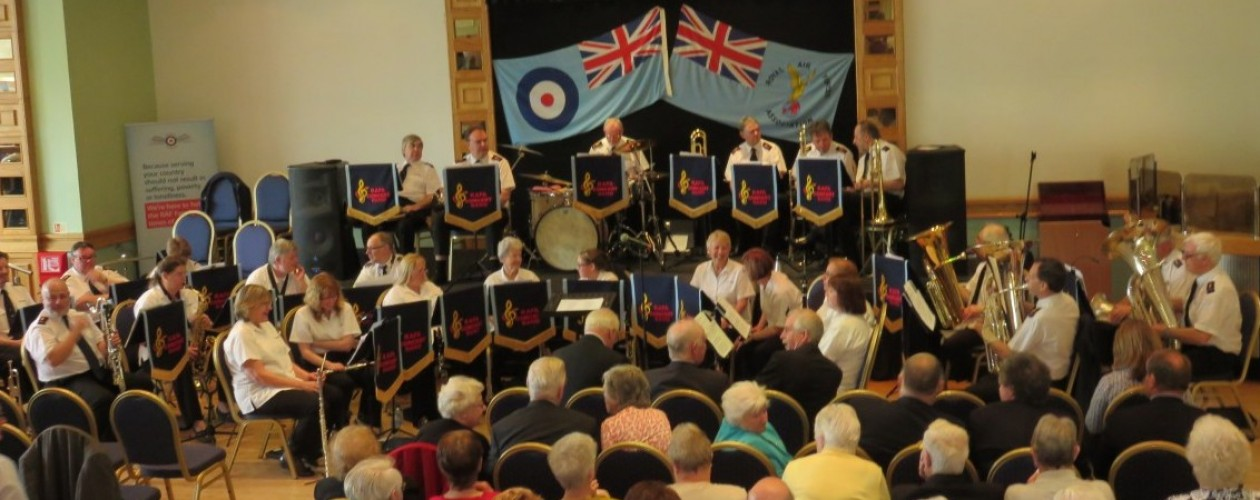 The Royal Air Forces Association (RAFA) Concert Band