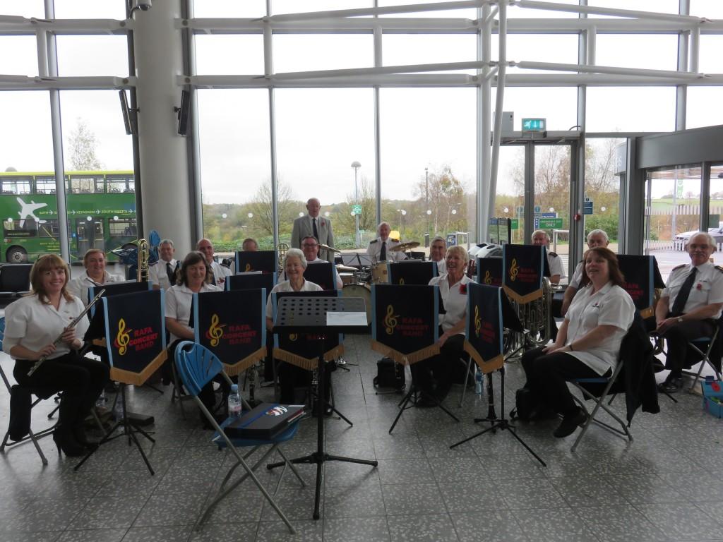 Bristol Airport- Terminal